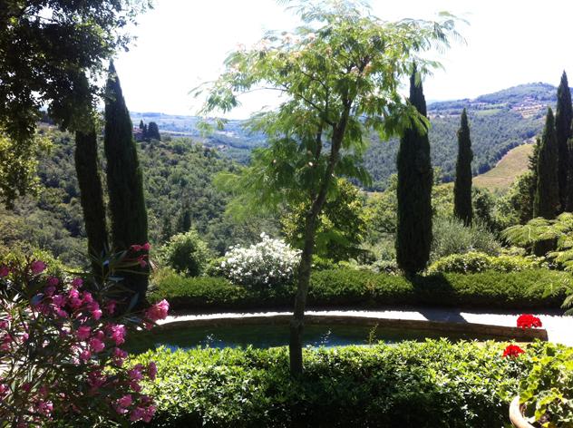 Italian gardens rooting for ideas for Italian garden design
