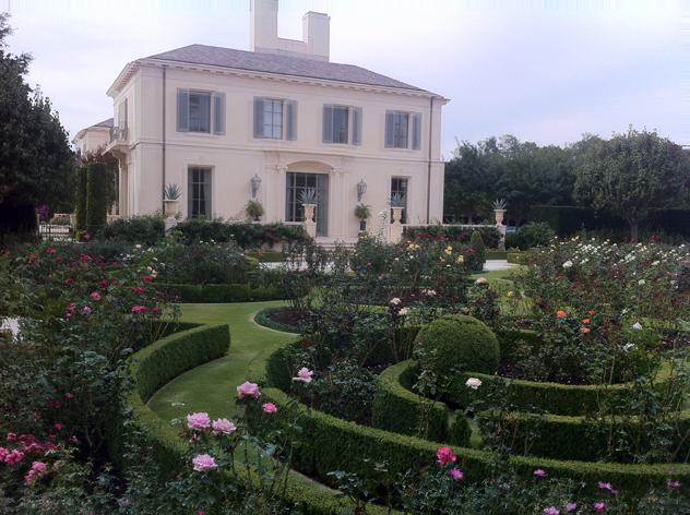 Tapestry Rose Garden