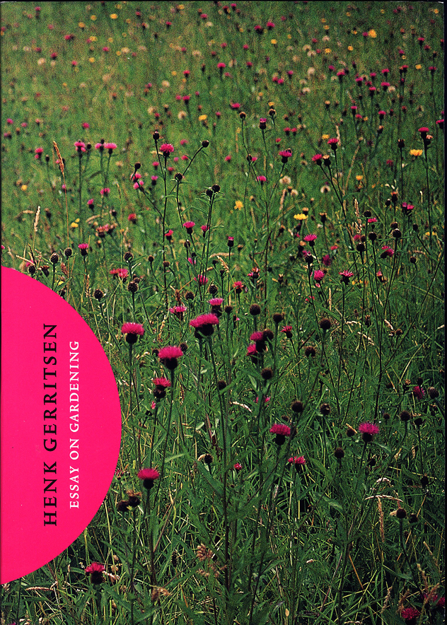 henk gerritsen essay on gardening Gerritsen (1948-2008) started designing the dutch priona gardens in 1978 he is internationally well-known as the writer of the first piet oudolf books and.