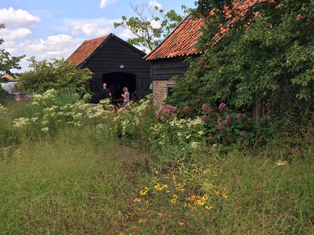 Garden outbuildings